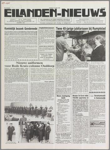 Eilanden-nieuws. Christelijk streekblad op gereformeerde grondslag 1989-04-11