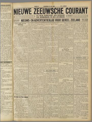Nieuwe Zeeuwsche Courant 1933-07-27