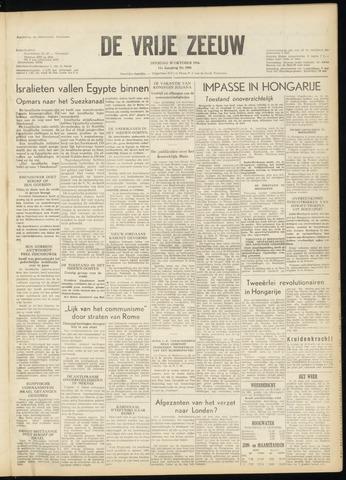 de Vrije Zeeuw 1956-10-30