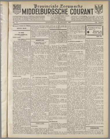Middelburgsche Courant 1930-03-27