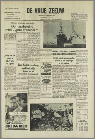 de Vrije Zeeuw 1967-11-30