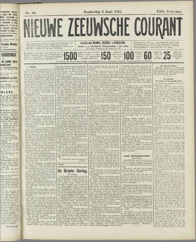 Nieuwe Zeeuwsche Courant 1915-06-03