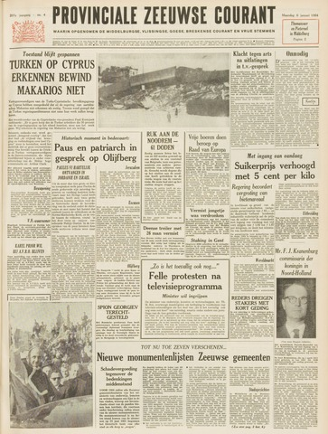 Provinciale Zeeuwse Courant 1964-01-06