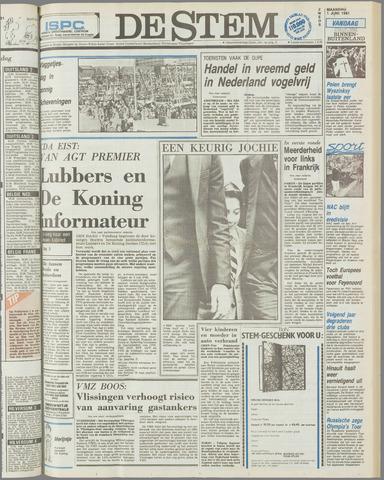 de Stem 1981-06-01