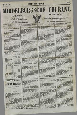 Middelburgsche Courant 1879-09-11