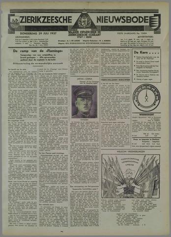 Zierikzeesche Nieuwsbode 1937-07-29