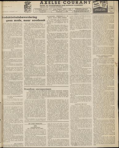 Axelsche Courant 1957-03-06