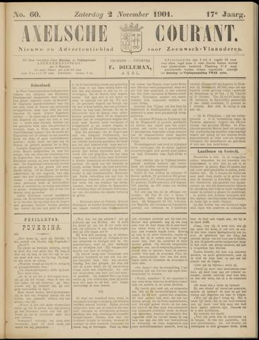 Axelsche Courant 1901-11-02