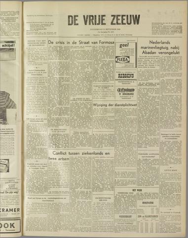 de Vrije Zeeuw 1958-09-11
