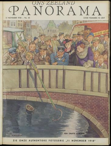 Ons Zeeland / Zeeuwsche editie 1938-11-10