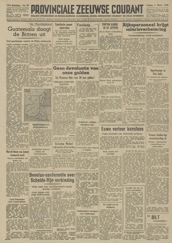 Provinciale Zeeuwse Courant 1948-03-05