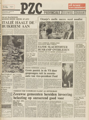 Provinciale Zeeuwse Courant 1974-07-08