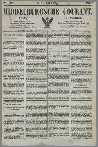 Middelburgsche Courant 1877-12-11