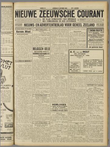 Nieuwe Zeeuwsche Courant 1930-10-11