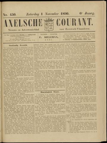 Axelsche Courant 1890-11-01