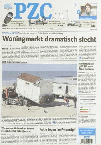 Provinciale Zeeuwse Courant 2010-04-09