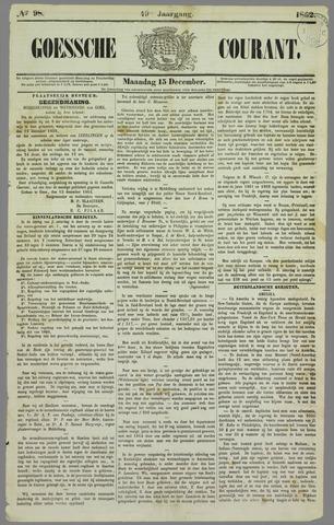 Goessche Courant 1862-12-15