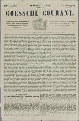 Goessche Courant 1867-05-14