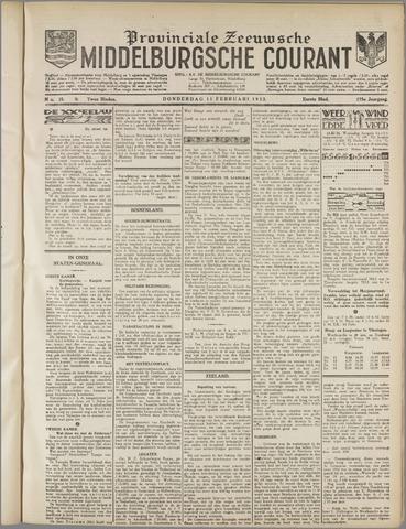 Middelburgsche Courant 1932-02-11
