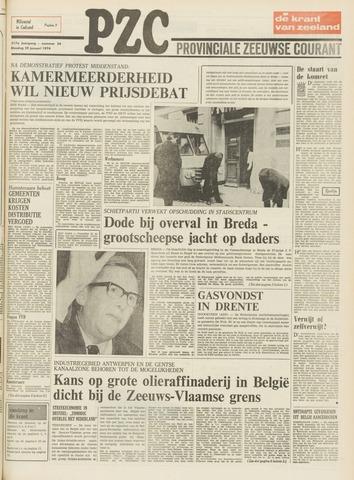 Provinciale Zeeuwse Courant 1974-01-29