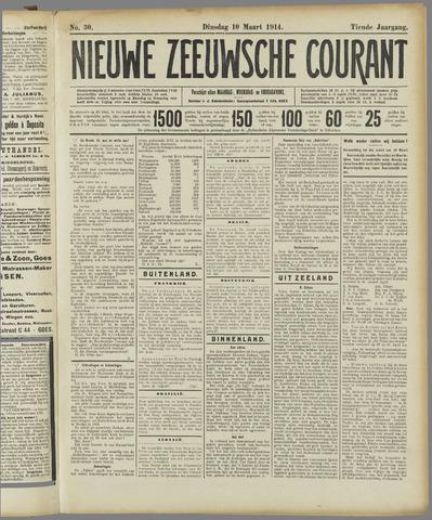 Nieuwe Zeeuwsche Courant 1914-03-10
