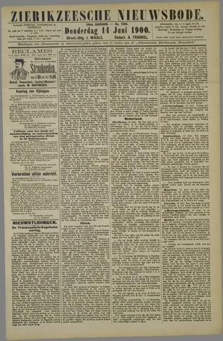 Zierikzeesche Nieuwsbode 1900-06-14