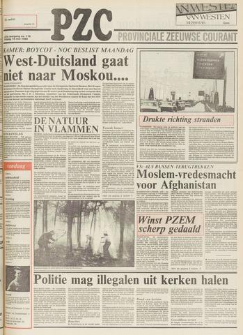 Provinciale Zeeuwse Courant 1980-05-16