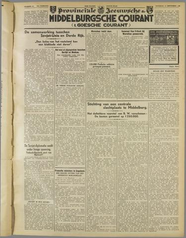 Middelburgsche Courant 1939-09-23