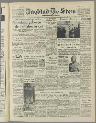 de Stem 1950-09-30
