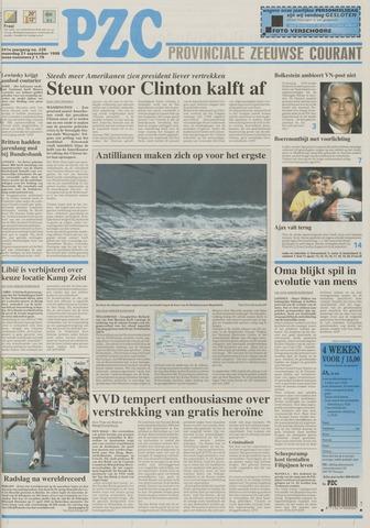 Provinciale Zeeuwse Courant 1998-09-21