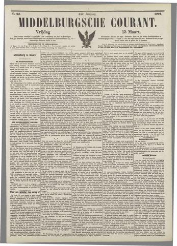 Middelburgsche Courant 1901-03-15