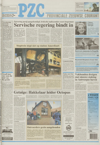 Provinciale Zeeuwse Courant 1996-12-06