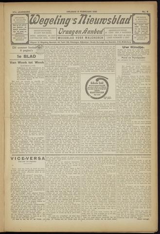 Zeeuwsch Nieuwsblad/Wegeling's Nieuwsblad 1931-02-06