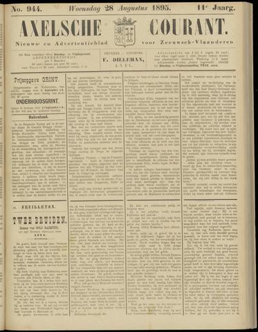 Axelsche Courant 1895-08-28