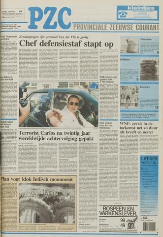 Provinciale Zeeuwse Courant 1994-08-16
