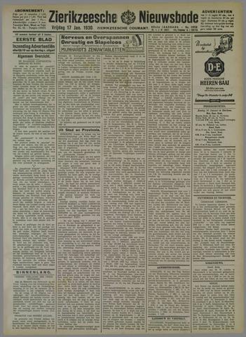 Zierikzeesche Nieuwsbode 1930-01-17