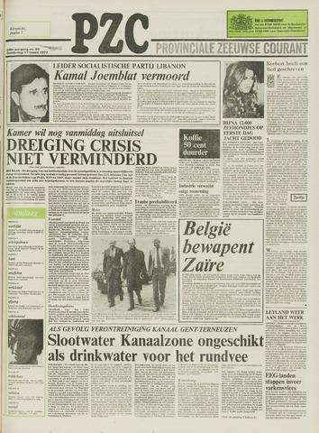 Provinciale Zeeuwse Courant 1977-03-17