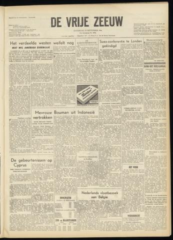 de Vrije Zeeuw 1956-09-22