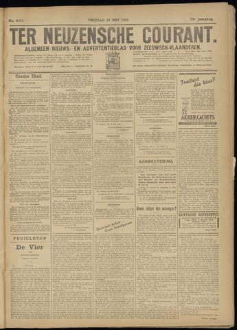 Ter Neuzensche Courant. Algemeen Nieuws- en Advertentieblad voor Zeeuwsch-Vlaanderen / Neuzensche Courant ... (idem) / (Algemeen) nieuws en advertentieblad voor Zeeuwsch-Vlaanderen 1933-05-19