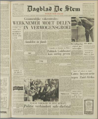 de Stem 1964-07-22