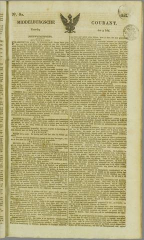 Middelburgsche Courant 1825-07-09