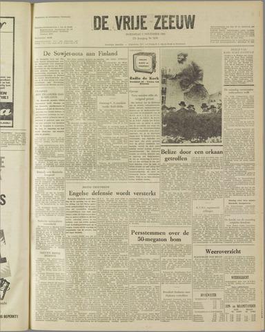 de Vrije Zeeuw 1961-11-01