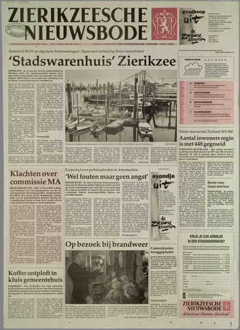 Zierikzeesche Nieuwsbode 1998-01-15