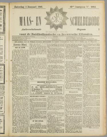 Maas- en Scheldebode 1921