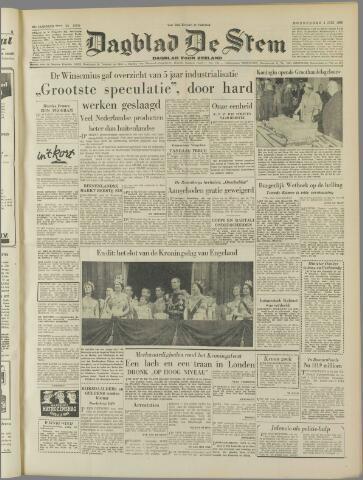 de Stem 1953-06-04