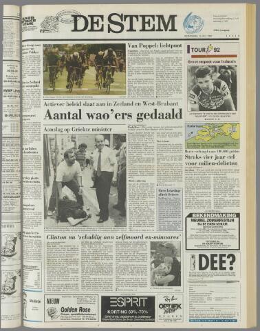 de Stem 1992-07-15