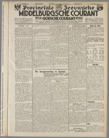 Middelburgsche Courant 1936-07-20