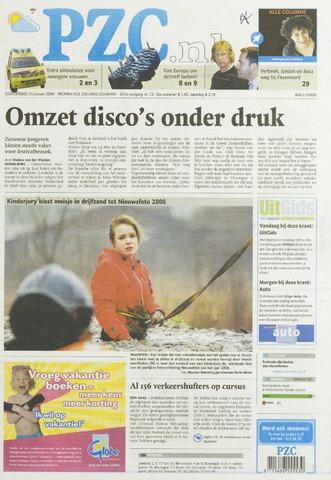 Provinciale Zeeuwse Courant 2009-01-15