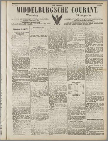 Middelburgsche Courant 1903-08-19
