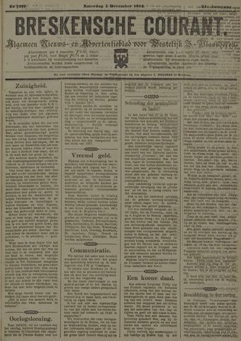 Breskensche Courant 1914-12-05